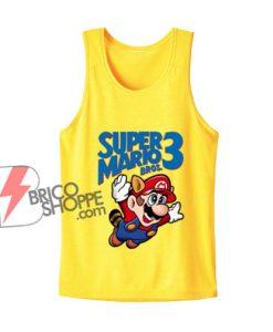 Super mario bros Tank Top - Funny Tank Top On Sale