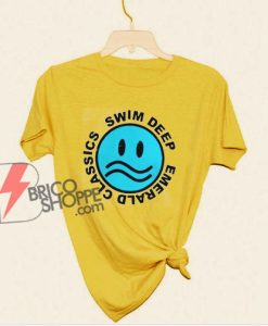 Swim Deep Emerald T-Shirt - Funny Shirt