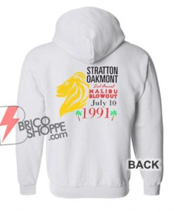 Stratton Oakmont 2nd Annual Hoodie - Funny Hoodie