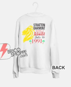 Stratton Oakmont 2nd Annual Sweatshirt – Funny Sweatshirt
