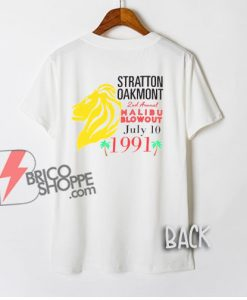 Stratton Oakmont 2nd Annual T-shirt - Funny Shirt