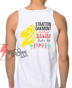 Stratton Oakmont 2nd Annual Tank Top - Funny Tank Top