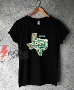 Super Texas Bros T-shirt - Funny Shirt