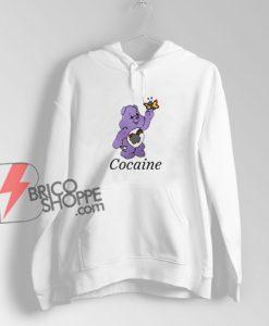 Cocaine Care Bear Hoodie - Funny Hoodie