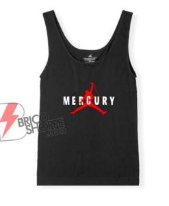 Freddie Mercury Tank Top - Freddie Mercury Air Tank Top - Funny Tank Top On Sale
