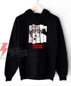 Psycat Horror Movie Anime Style Hoodie - Funny Hoodie