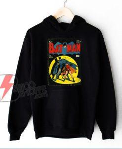 vintage batman Hoodie - Fist Batman Christmas Hoodie - Funny Hoodie On Sale