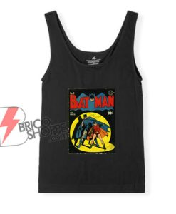 vintage batman Tank Top - Fist Batman Christmas Tank Top - Funny Tank Top On Sale