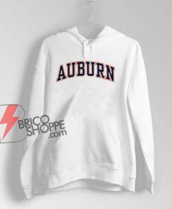 Auburn Hoodie - Funny Hoodie On Sale