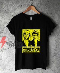 Cobra Kai Daniel Larusso Johnny Lawrence Shirt - Jeezy Christmas Shirt - Funny Shirt