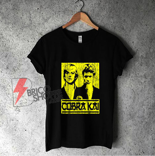 Cobra Kai Daniel Larusso Johnny Lawrence Shirt - Jeezy Christmas Shirt - Funny Shirt