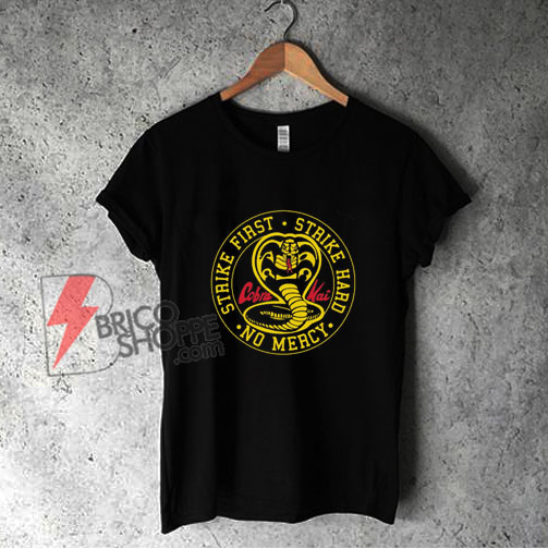 Cobra Kai Dojo Karate Kid Shirt - Funny Shirt On Sale