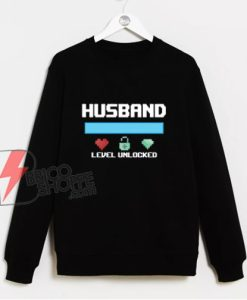 Husband Sweatshirt - Husband Best Gift - New Husband Sweatshirt - Funny Sweatshirt On Sale