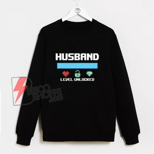 Husband Sweatshirt - Husband Best Gift - New Husband Sweatshirt - Funny Sweatshirt On Sale