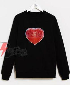 Miley Cyrus & Dua Lipa Prisoner Sweatshirt - Funny Sweatshirt On Sale