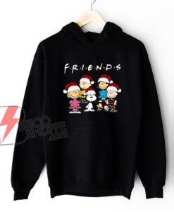 Peanut friends Christmas Hoodie – Funny Christmas Hoodie