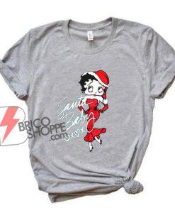 Santa Baby Betty Boop Christmas shirt - Funny Shirt On Sale