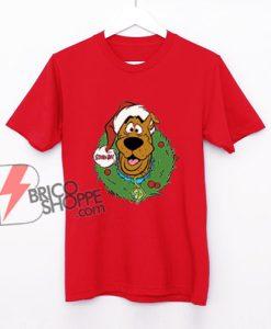 Scooby Christmas Shirt - Scooby Doo Christmas Shirt - Funny Christmas Shirt
