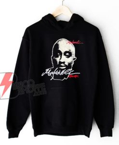 Tupac Shakur Hip Hop Legend Makaveli Hoodie - Funny Hoodie On Sale