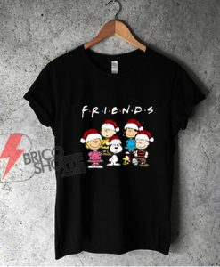 peanut friends Christmas shirt - Funny Christmas shirt