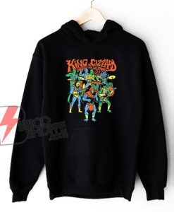 King Gizzard & The Lizard Wizard Merch Master Hoodie - Funny Hoodie On Sale