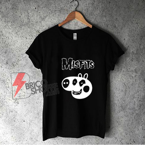 Pig misfits Shirt - misfits Shirt - Pig Shirt - Parody Shirt - Funny Shirt