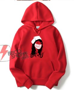 Sonic Youth Nurse Hoodie - Funny Hoodie On Sale