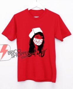 Sonic Youth Nurse T-Shirt - Funny Shirt On Sale
