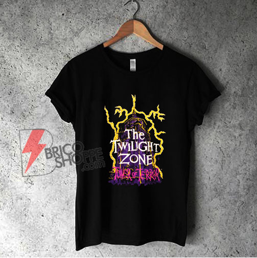 Twilight zone tower of terror Shirt - Funny Shirt