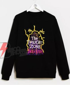 Twilight zone tower of terror Sweatshirt - Funny Sweatshirt