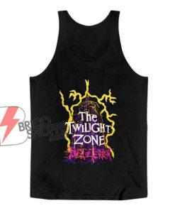 Twilight zone tower of terror Tank Top - Funny Tank Top