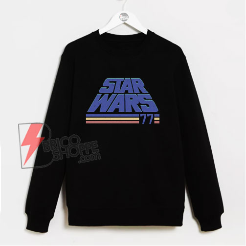 Vintage Star Wars Shirt - Star Wars Classic '77 T-Shirt - Funny Shirt On Sale
