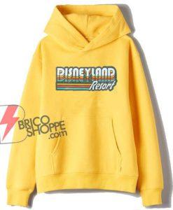 Disneyland Resort Retro Hoodie - Disney Hoodie