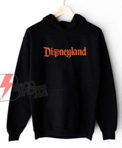 Disneyland SF Hoodie - Disneyland Hoodie - Disneyland San Francisco Hoodie