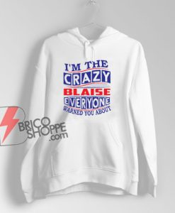 I'm The Crazy Mila Everyone Warned You About Hoodie – Funny Hoodie On Sale
