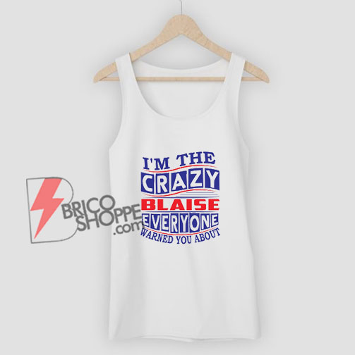 I'm The Crazy Mila Everyone Warned You About Tank Top – Funny Tank Top On Sale