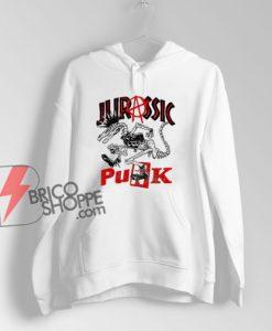 Jurassic-punk-Hoodie-–-Funny-Hoodie