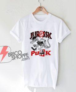Jurassic-punk-T-Shirt-–-Funny-Shirt