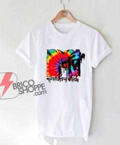 MTV-Dry-tie-logo-T-Shirt