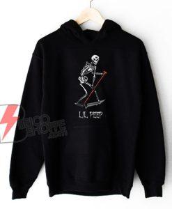 OG Skeleton Hoodie - Lil peep Hoodie