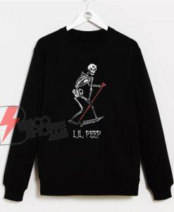 OG Skeleton Sweatshirt - Lil peep Sweatshirt