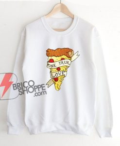 ONE TRUE LOVE Sweatshirt - Valentine Sweatshirt