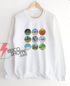 Planets Star Wars Sweatshirt – Funny Sweatshirt On Sale