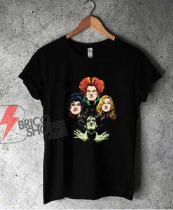 Sanderson Rhapsody Hocus Pocus T-Shirt - Parody Shirt