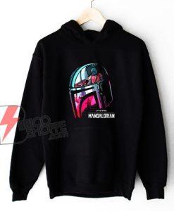 Star Wars The Mandalorian Hoodie - STAR WARS Hoodie - Funny Hoodie