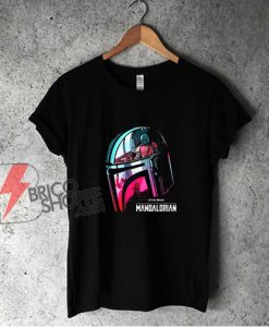 Star Wars The Mandalorian Shirt - STAR WARS Shirt - Funny Shirt