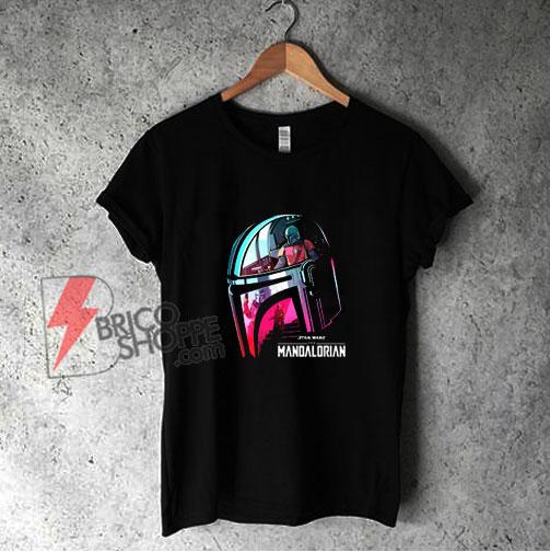 Star Wars The Mandalorian Shirt - STAR WARS Shirt - Funny Shirt