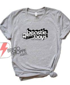 Subway beastie boys Shirt – Funny Shirt