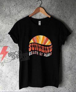 Sunshine State T Shirt - Funny Shirt On Sale