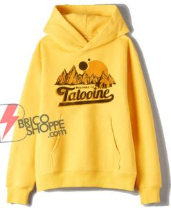 Tatooine Star Wars Hoodie - Funny Hoodie On Sale